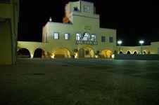 Cityhall Of Karpathos Royalty Free Stock Image