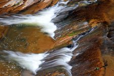 Free Water Streams And Cascades Stock Photo - 5200630