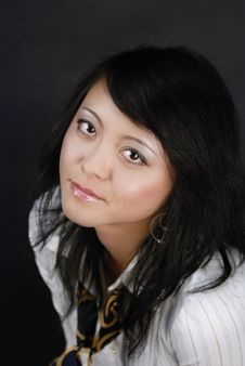 Free Asian Woman Stock Images - 5200784
