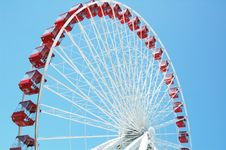 Free Ferris Wheel Stock Images - 5200954