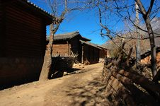 Free Rural Landscape Nearby Lugu Lake Stock Photos - 5200993