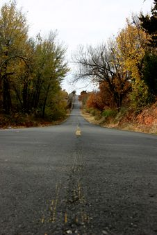Free Road To Nowhere Stock Images - 5201264
