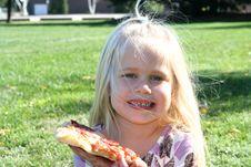Free Little Girl Stock Photo - 5201340