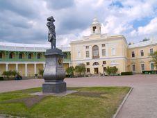 Free Pavlovsk Palace Royalty Free Stock Photography - 5201997