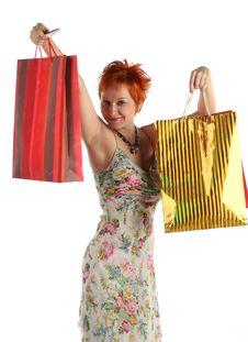 Free Shopping Royalty Free Stock Image - 5202506
