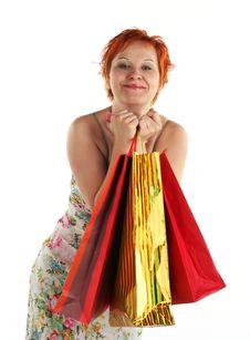 Free Shopping Royalty Free Stock Image - 5202596