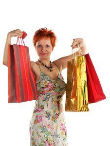 Free Shopping Royalty Free Stock Photo - 5203025
