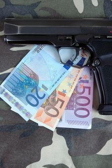 Free Euro Royalty Free Stock Image - 5203696