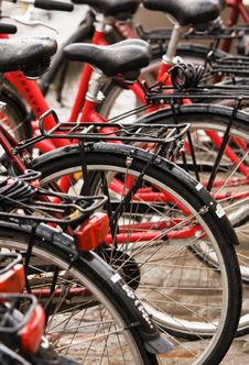 Free Bikes Royalty Free Stock Images - 5204059