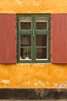 Free Rustic Window Stock Image - 5204141