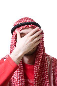 Free Arabian Young Man Royalty Free Stock Image - 5204166