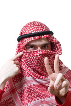 Free Arabian Young Man Stock Photo - 5204170
