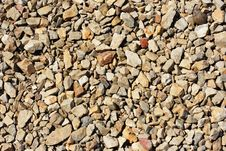 Free Natural Texture. Macadam. Royalty Free Stock Image - 5205016