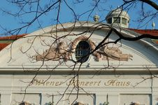 Free Vienna Concert House Stock Image - 5205041