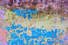 Free Old Wall Texture. Variant Two. Stock Photos - 5205043
