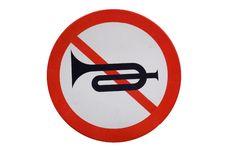 Free Trumpet Playing Royalty Free Stock Photo - 5205105