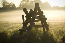 Free Morning Fog Stock Photos - 5205133