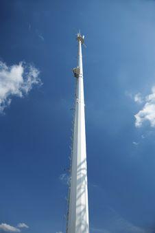 Free Big Antenna Royalty Free Stock Photos - 5205598