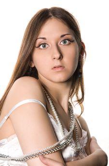Free Girl Portrait Royalty Free Stock Image - 5206446