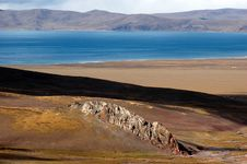 Free The Crystal Lake In Tibet Stock Photos - 5206453