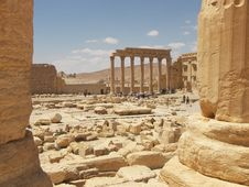 Free Palmyra, Syria Royalty Free Stock Image - 5206586