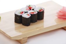 Free Fish Dish Stock Photography - 5206852