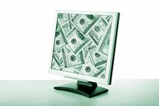 Free Profit Royalty Free Stock Image - 5207006
