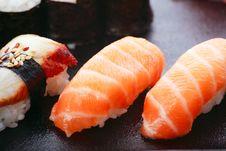 Free Salmon Stock Photos - 5207033