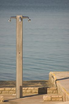 Free External Shower Stock Photo - 5208700