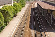 Free Railway Station Stock Photos - 5208783