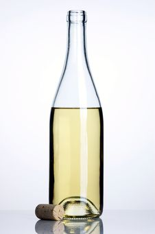 Free White Wine Stock Photo - 5209270