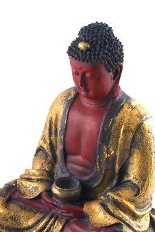 Free Buddha. Stock Image - 5209561