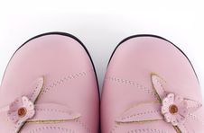 Free Girl Shoes Stock Photography - 5209692
