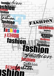Free Fashion Background Royalty Free Stock Images - 52087719