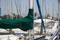 Free Sailboat Masts And Booms V2 Stock Photography - 5210402