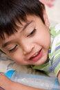 Free Child Smiles Stock Photo - 5211950