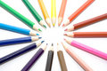 Free Different Color Pencils Stock Photos - 5211993