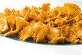 Free Chanterelle Mushrooms Royalty Free Stock Photography - 5213867