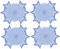 Free Blue Pattern Royalty Free Stock Photography - 5214737