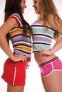 Free Rainbow Girls Stock Image - 5216351