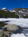 Free Bear Lake Thaw Stock Photo - 5219420