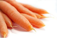 Free Carrots Royalty Free Stock Photos - 5211108