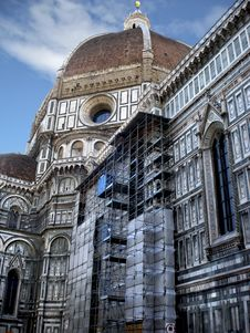 Free Duomo Cathedral Of Florence Royalty Free Stock Photo - 5211265
