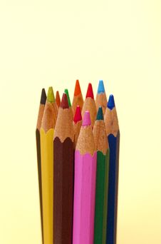Free Pencils Royalty Free Stock Photography - 5211467
