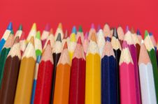 Free Pencils Stock Photography - 5211542