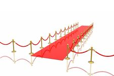 Free Red Carpet Stock Photo - 5211560