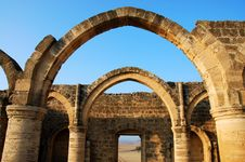 Free Ancient Temple Cyprus Royalty Free Stock Image - 5211886
