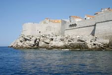 Free Fort In Dubrovnik Stock Image - 5212461