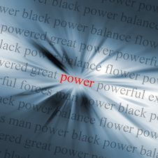 Free Power Abstract Royalty Free Stock Image - 5212686