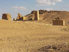 Free Palmyra, Syria Royalty Free Stock Image - 5212726